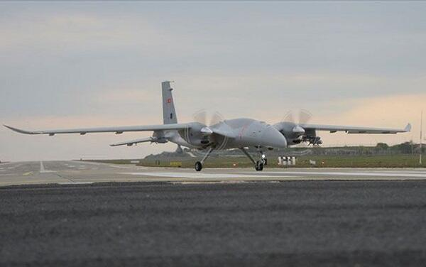 Soylu said: UAVs control the region