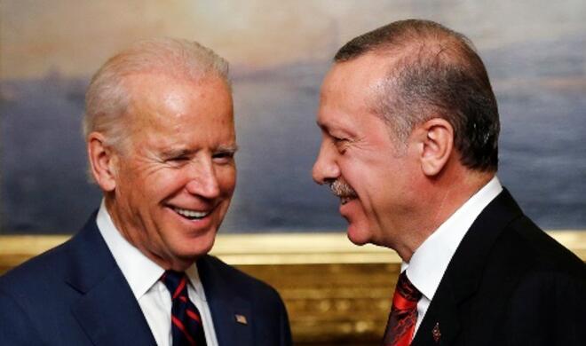 Белый дом о переговорах Байдена и Эрдогана
