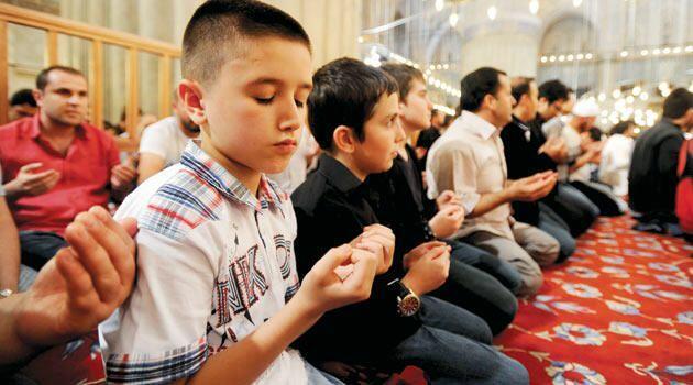 Uşaqların dini etiqada məcbur edilməsi qadağan olunur