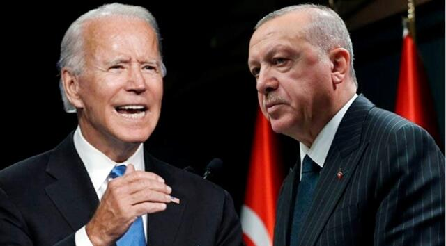 Erdogan will discuss these issues with Biden