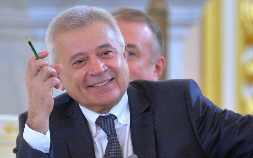 Vahid Alakbarov was re-elected president of Lukoil