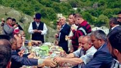 Kəlbəcərdən bayram görüntüsü - Foto