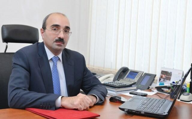 Xidmət rəisi təyin olunan Eynullayevin tərcümeyi-halı