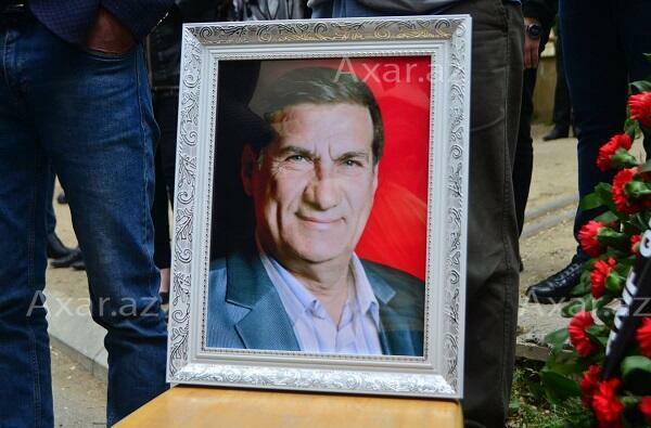 Arif Quliyevin dəfn olunacağı yer açıqlandı - Foto