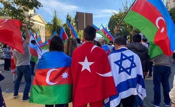 Баку хочет примирить Турцию и Израиль
