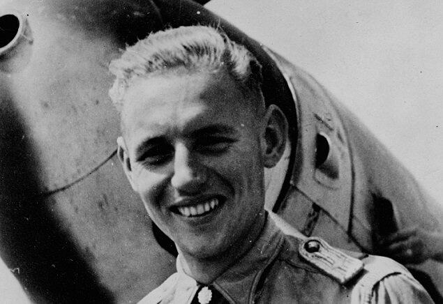 Hitlerin təriflədiyi, SSRİ-nin 347 təyyarəsini vuran as pilot...