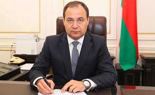 Belarus diz çökməyəcək - Qolovçenko