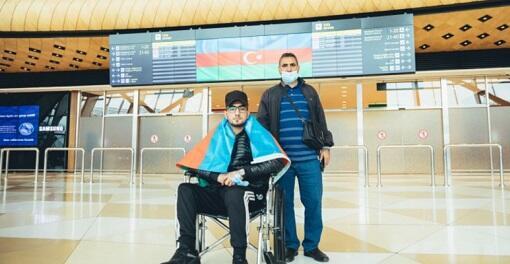 Daha 3 qazimiz Türkiyədən geri döndü