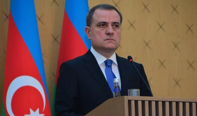 Bayramov talked about the importance of Zangazur Corridor