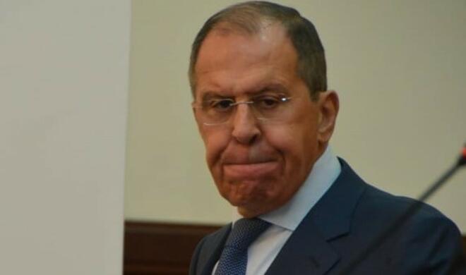 Ermənilərin şok fəaliyyəti: Lavrov İrəvanı darmadağın etdi