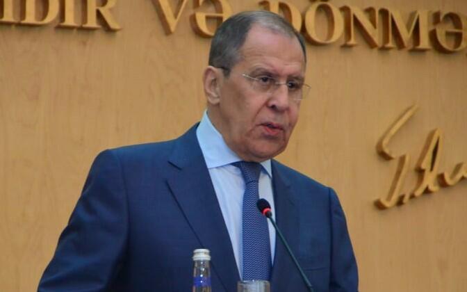 Lavrov: Varfolomeyi ABŞ idarə edir