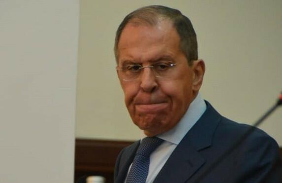 Lavrov stated on the handing of minefield maps to Baku