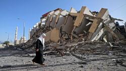 Israel bombs Gaza again -