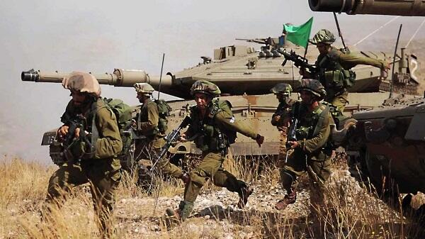 Israel prepares for ground operations - Official