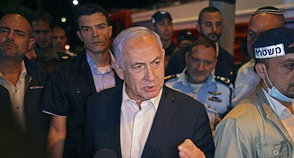 Netanyahu held an operational meeting