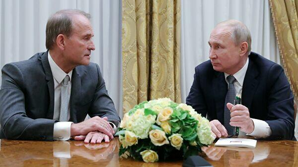 Who is Medvedchuk for Putin? - The Kremlin announced