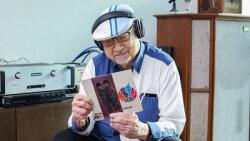 'World's most durable DJ', retires at 96