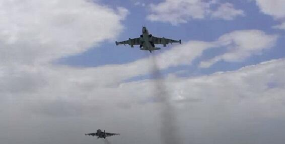 """Our military planes and """"Bayragdar"""" began to fly"""