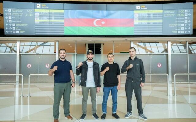 Еще пятеро ветеранов вернулись из Турции
