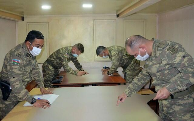 Our army conducts the next stage of training -