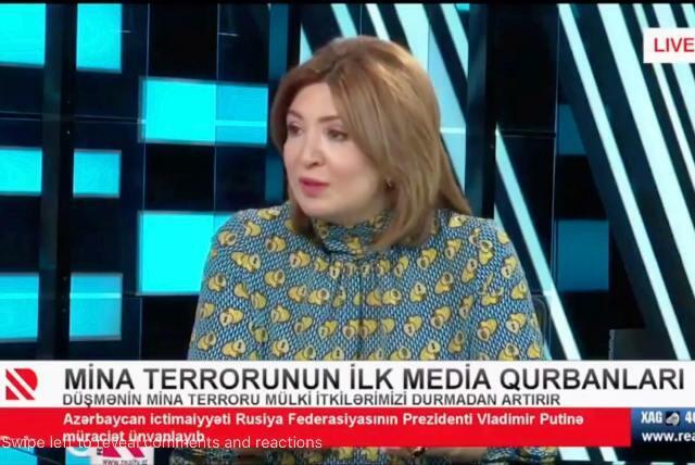 """Erməniləri minalı sahəyə buraxmaq? Belə """"qisas"""" olmaz!"""