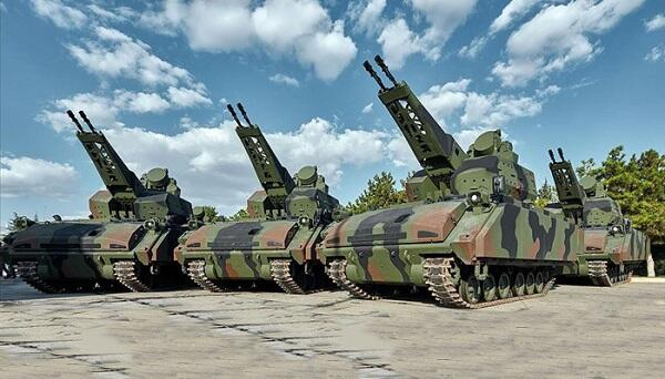 The turnover of the Turkish arms giant has exceeded 1 B