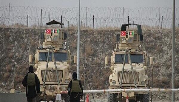 Turkish, Afghan defence ministers discuss Kabul airport