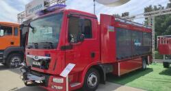Азербайджан начал производство пожарных автомобилей