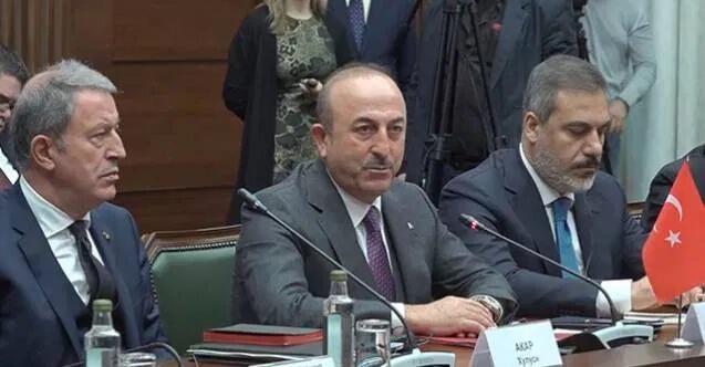 High-level Turkish delegation visits Libya