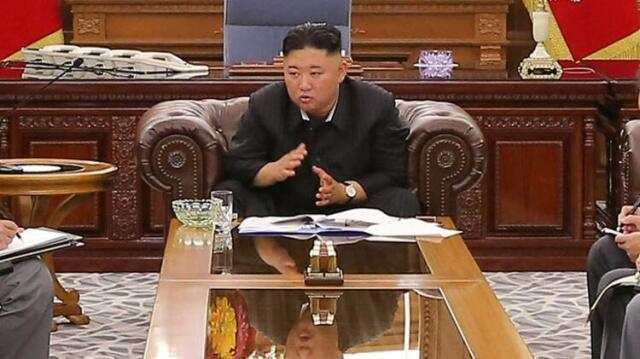 Kim Jong Un lost a lot of weight -