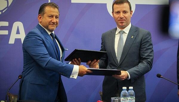 AFFA Türkiyənin məşhur brendi ilə müqavilə imzaladı
