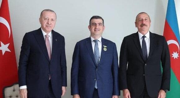 President awarded Bayragdar with the Karabakh Order