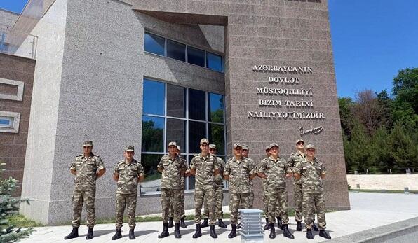 Ordumuzda Qurtuluş Günü ilə bağlı tədbirlər keçirildi
