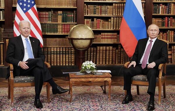 We discussed these topics with Biden - Putin