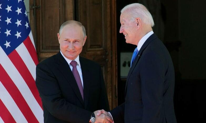 Putin spoke of Biden: He is different