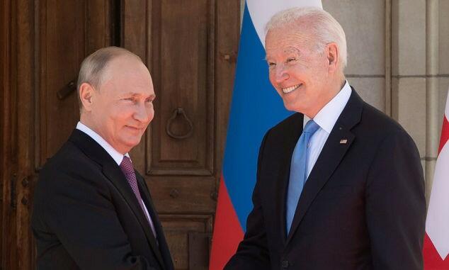 Bu, Putini daha təhlükəli edir - Bayden