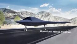 Украинцы представили супердрон - Видео