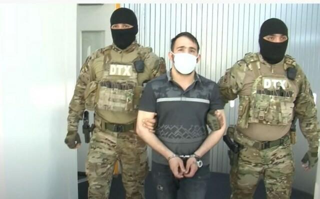 СГБ задержала воевавшего в Сирии азербайджанца - Видео
