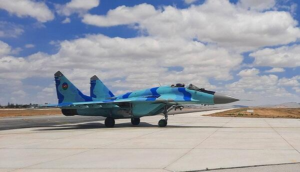 Azerbaijani fighter jets have completer training