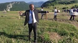 Huseyn Altinalan shares a post about the Cidir Plain -