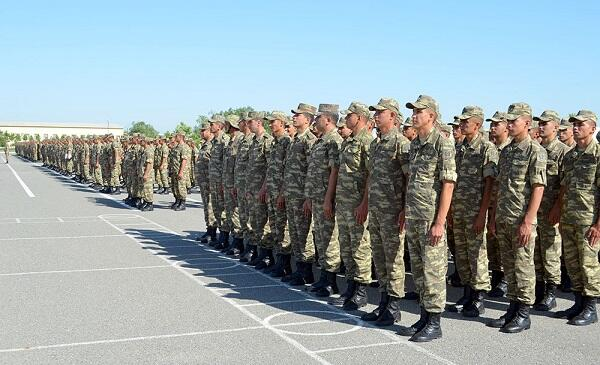 Our servicemen went to Turkey for a team course