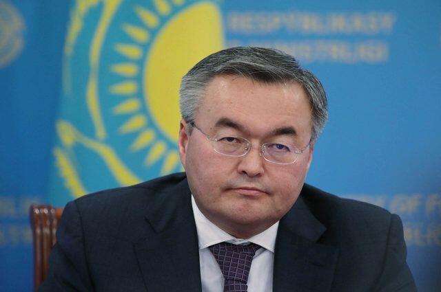 Глава МИД Казахстана прибыл в Баку