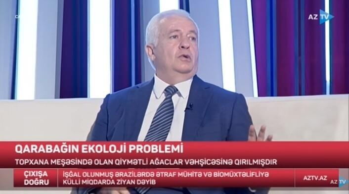 Nazir müavini AzTV-də merə çağırış etdi: Necə xilas edək? - Video