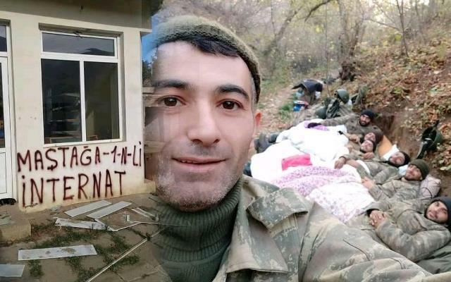 """Vətən savaşının """"internat döyüşçüsü"""" niyə medal almadı?"""