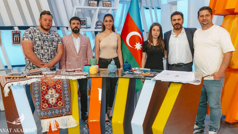 """Türkiyənin """"Sənət Akademiyası"""" Bakıda film çəkir"""