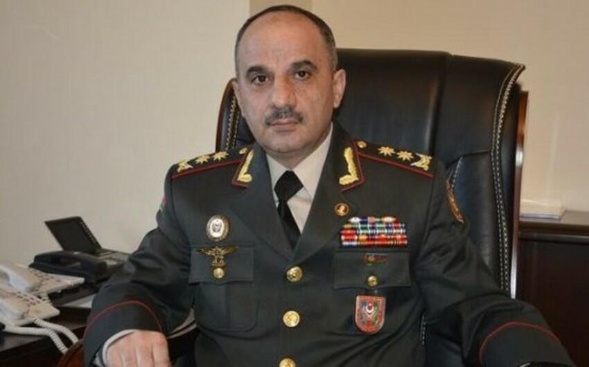 Nizam Osmanov müdafiə nazirinin müavini təyin olundu