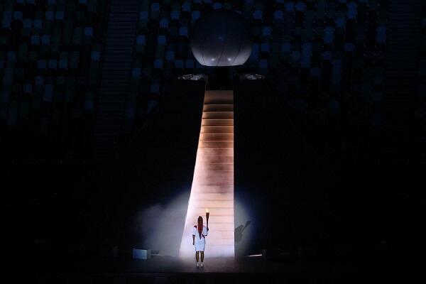 Tokiodakı olimpiya məşəli söndü