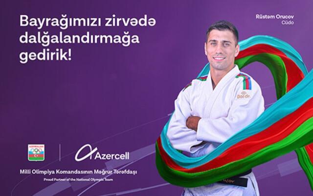 """""""Azercell"""" Milli Olimpiya Komandasına uğurlar arzu edir"""