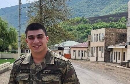 İlqar Mirzəyevin oğlu hərbi xidmətə yola düşür