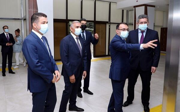 ASAN Communal Center No. 3 was inaugurated in Baku